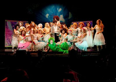Die Zauberflöte 2017 - Tamino mit Zauberflöte