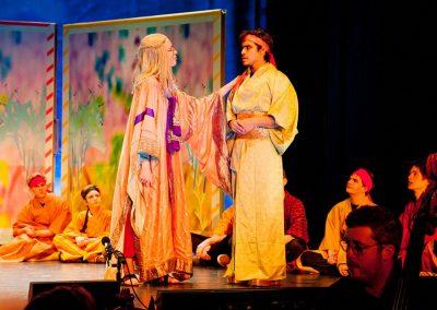 Die Zauberflöte 2017 - Sprecher der Priester und Sarastro