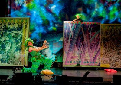Die Zauberflöte 2017 - Papageno findet Papagena