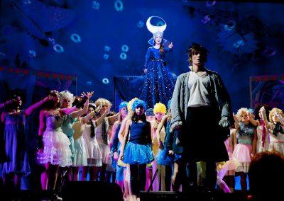 Die Zauberflöte 2016 - Tamino und die Königin der Nacht