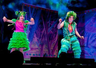 Die Zauberflöte 2016 - Papageno und Papagena
